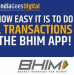 BHIM App क्या है की पूरी जानकारी : Essay on Bhim App in Hindi
