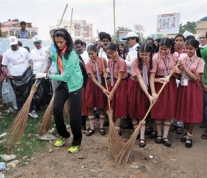 Clean India Mission