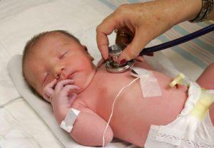 Pneumonia symptoms in Baby