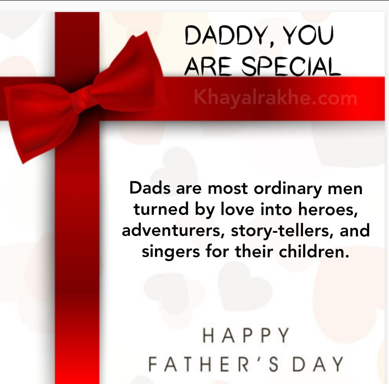 Beautiful Fathers Quotes in Hindi - Image