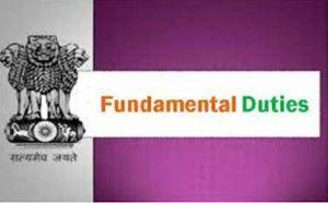 Fundamental DutiesinHindi
